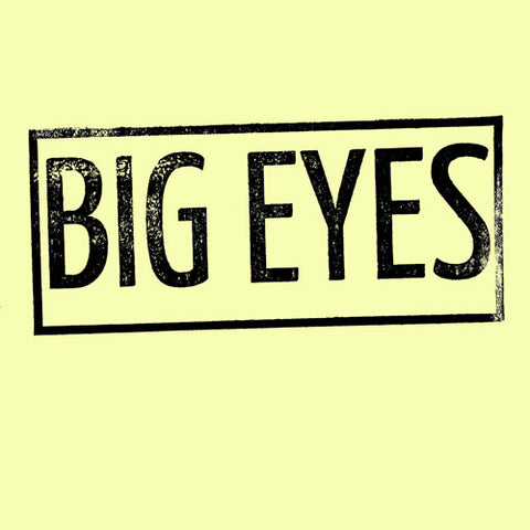 "BIG EYES ""Demo 2010"" 7"""
