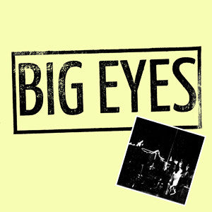 "BIG EYES ""Demo 2010"" / ""Back from the Moon"" 7"" Combo"