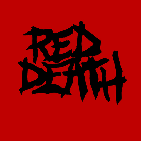 "RED DEATH ""S/T"" 7"""