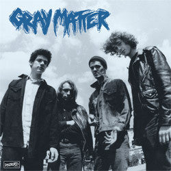 "GRAY MATTER  ""TAKE IT BACK"" LP"