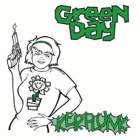 "GREEN DAY ""Kerplunk"" LP"