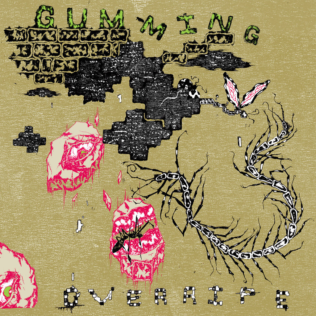 "GUMMING ""Overripe"" LP"
