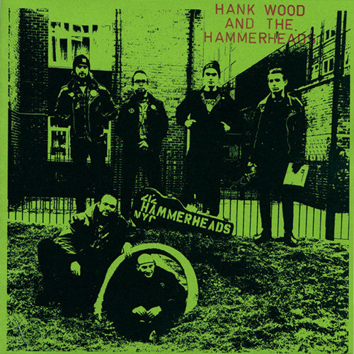 "HANK WOOD AND THE HAMMERHEADS ""S/T"" 7"""