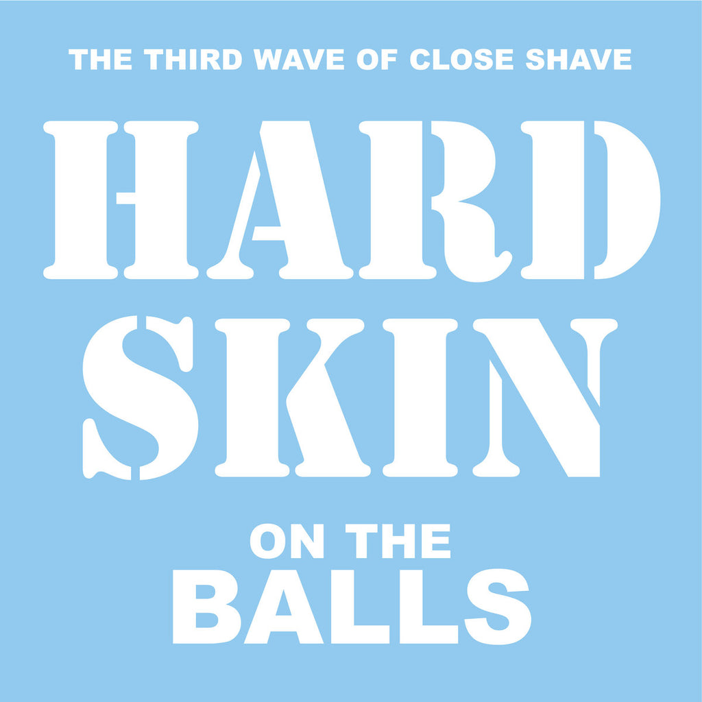 "HARD SKIN ""On the Balls"" LP"