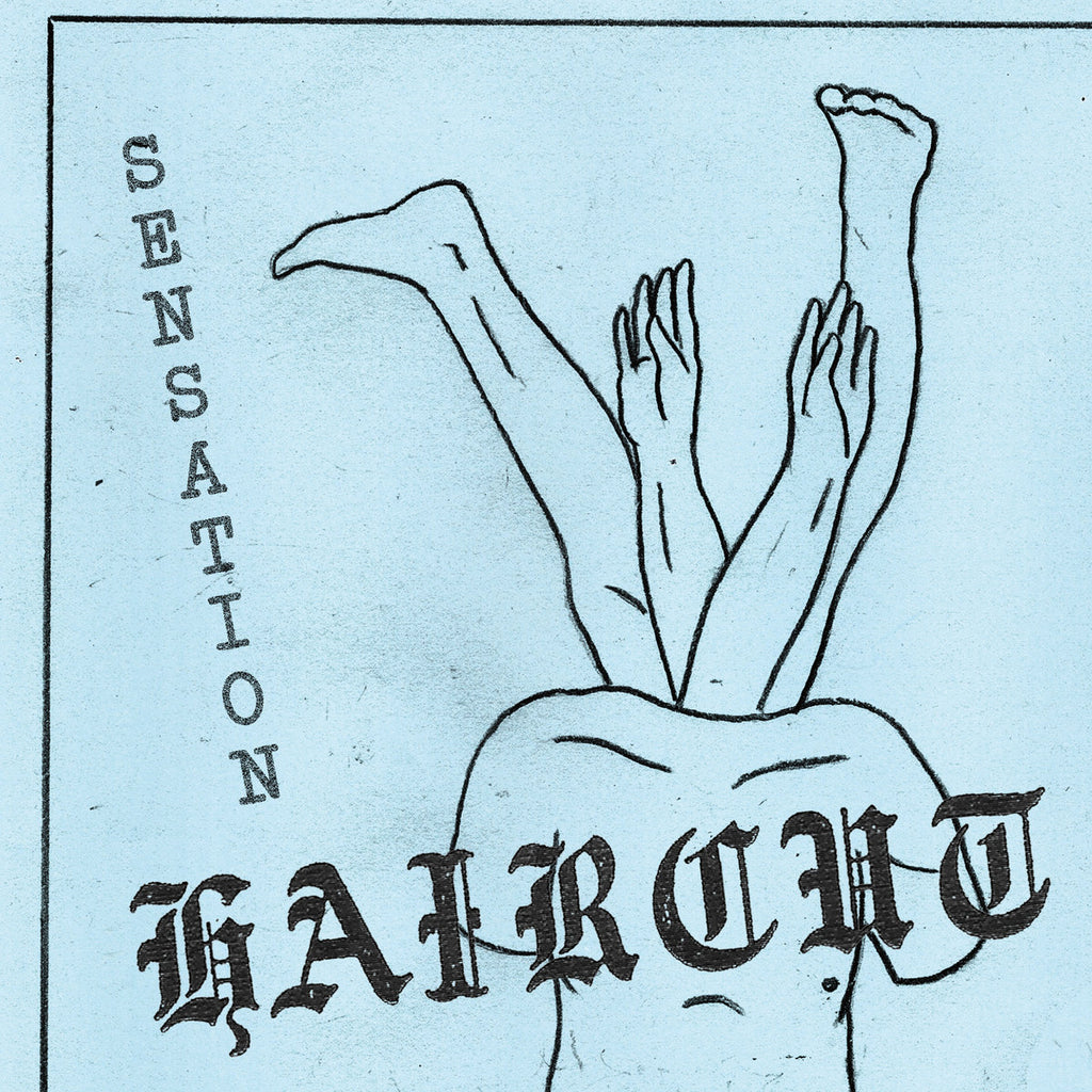 "HAIRCUT ""Sensation"" 7"""