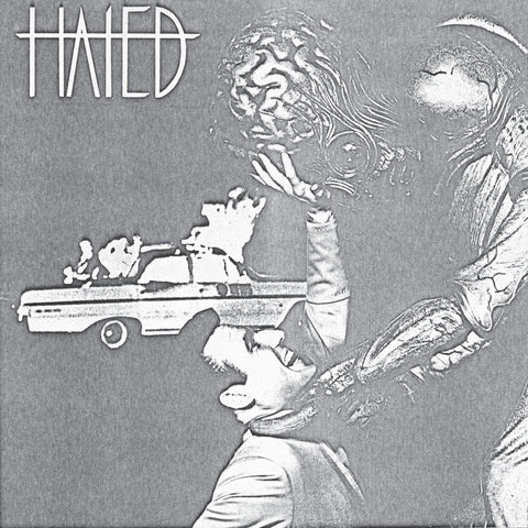 "HATED ""Seize the Middle East"" 7"""