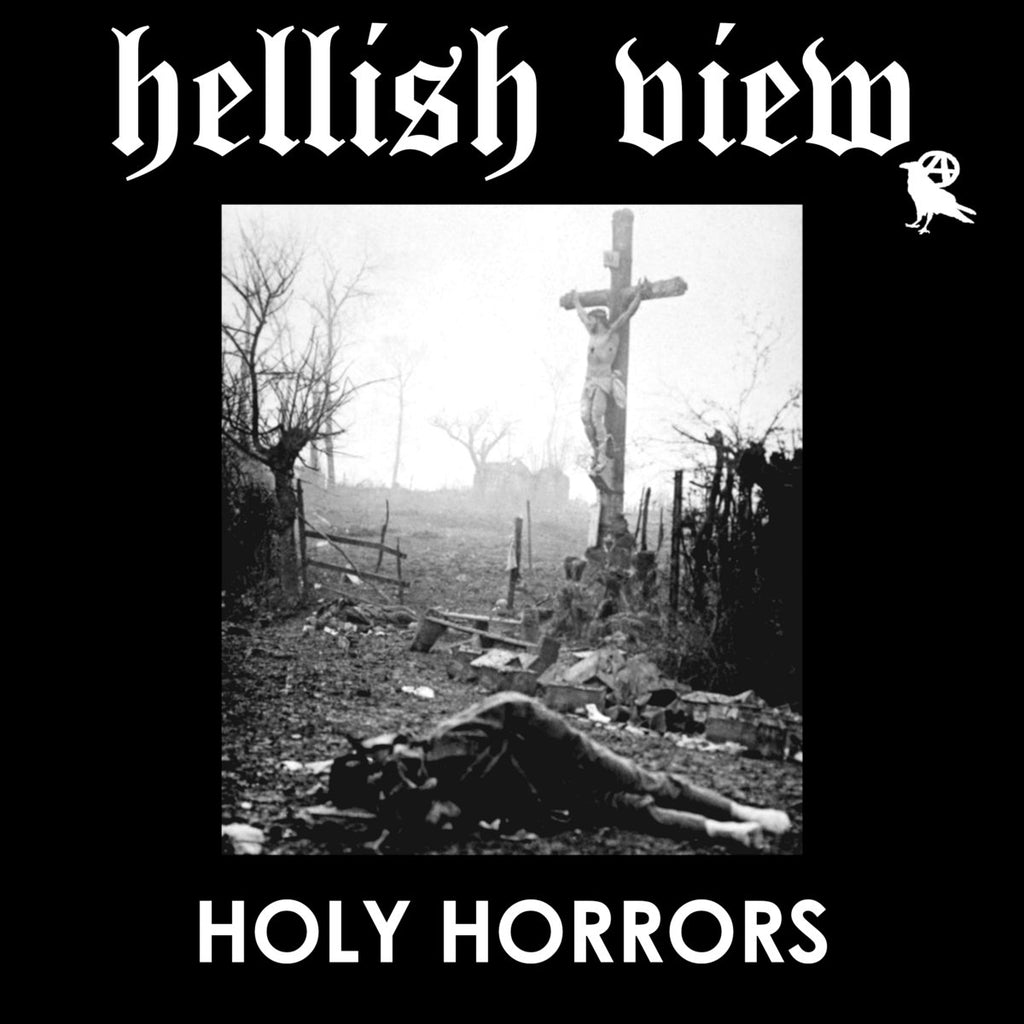 "HELLISH VIEW ""Holy Horrors"" 7"""