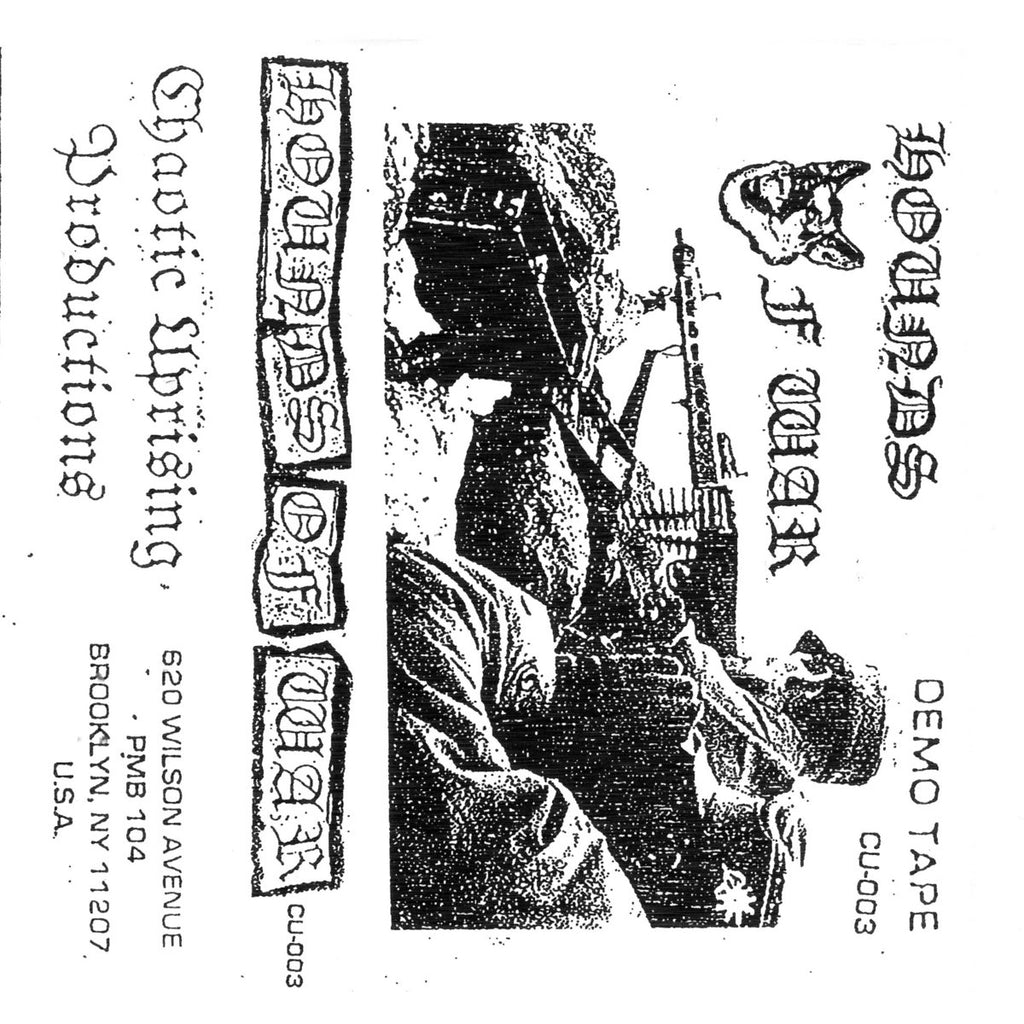 HOUNDS OF WAR Demo Tape