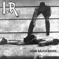 "INSURANCE RISK ""How Much More"" 7"""