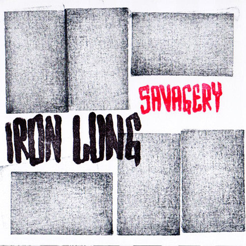 "IRON LUNG ""Savagery"" 7"""