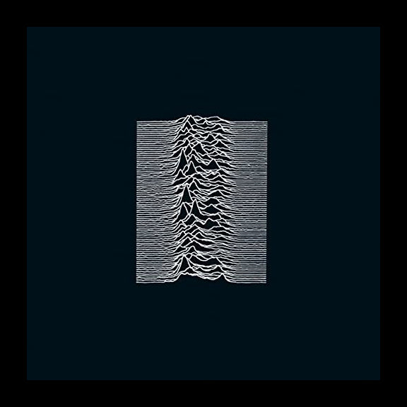 "JOY DIVISION ""Unknown Pleasures"" LP"
