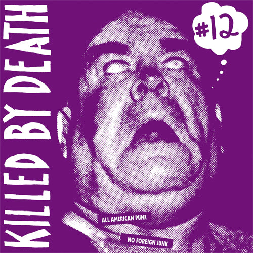 "V/A ""KILLED BY DEATH Vol. 12"" Compilation LP"