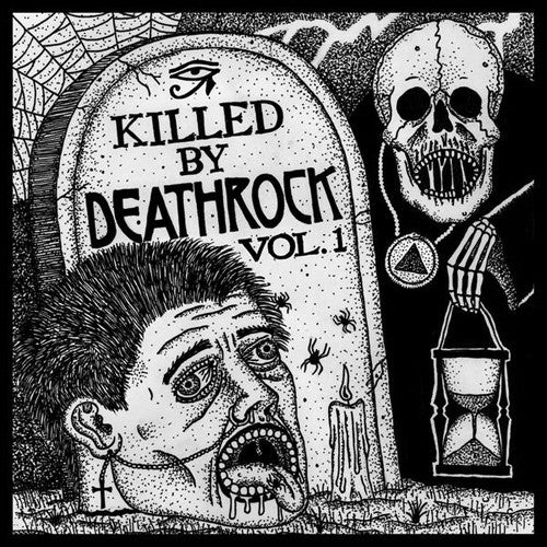 "V/A ""Killed by Deathrock Vol. 1"" Compilation LP"