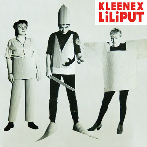 "KLEENEX / LILIPUT ""First Songs"" 2xLP"