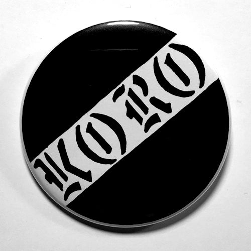 "Koro ""700 Club"" (1"", 1.25"", or 2.25"") Pin"