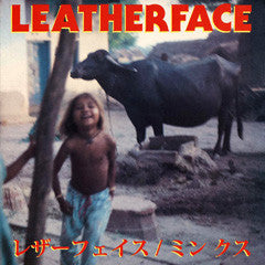 "LEATHERFACE ""Minx"" LP"