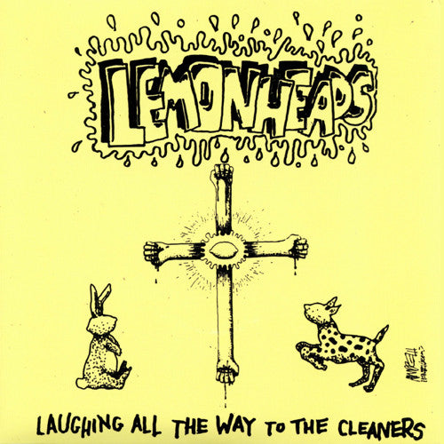 "LEMONHEADS ""Laughing All the Way to the Cleaners"" 7"""