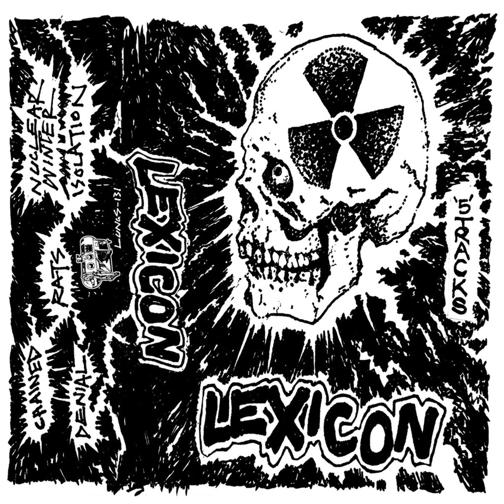 "LEXICON ""5 Tracks Demo"" Tape"