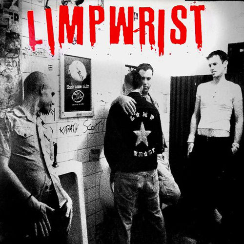 "LIMP WRIST ""S/T (First)"" LP"