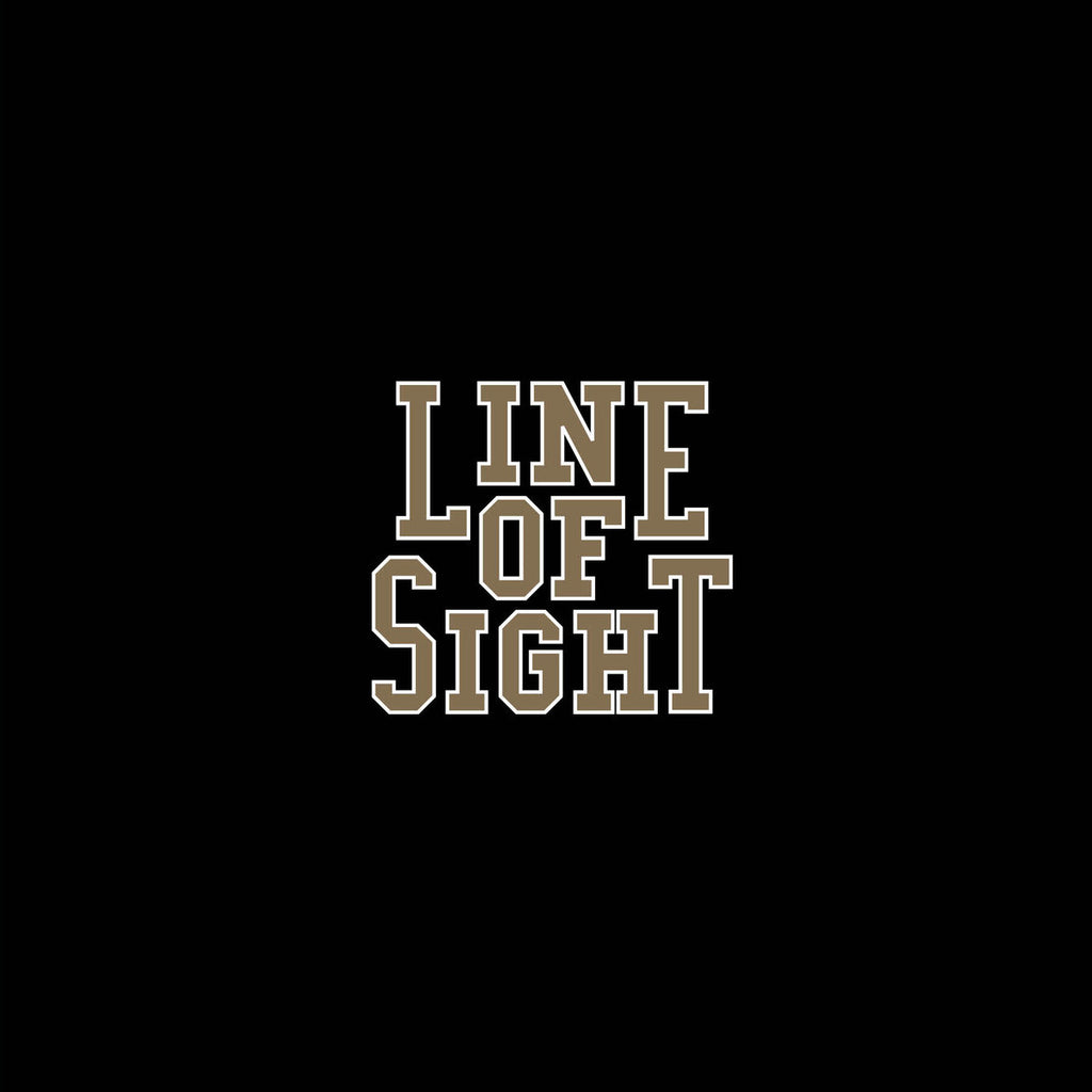 "LINE OF SIGHT ""S/T"" LP"