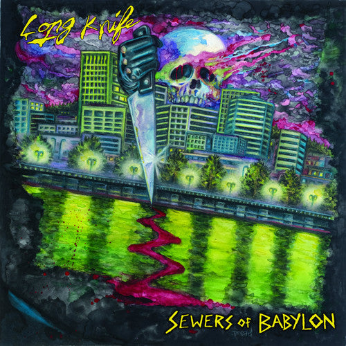 "LONG KNIFE ""Sewers of Babylon"" 7"""