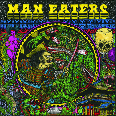 "MAN-EATERS ""Gentle Ballads for the Simple Soul"" LP"