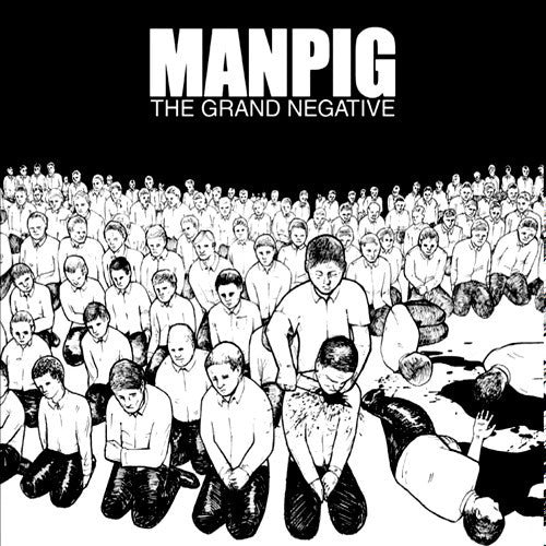 "MANPIG ""The Grand Negative"" LP"