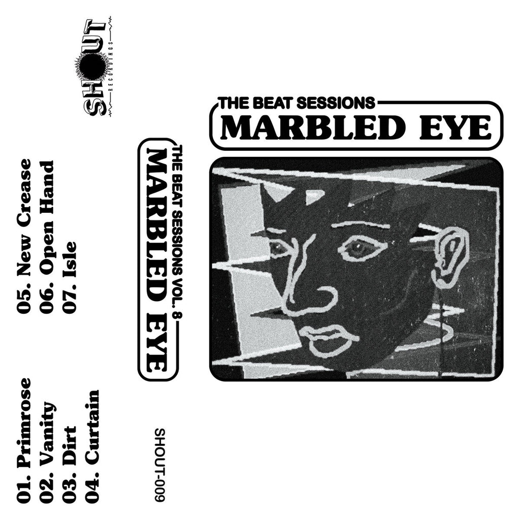 "MARBLED EYE ""Beat Sessions Vol. 8"" Tape"