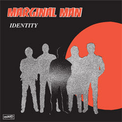 "MARGINAL MAN ""Identity"" LP"