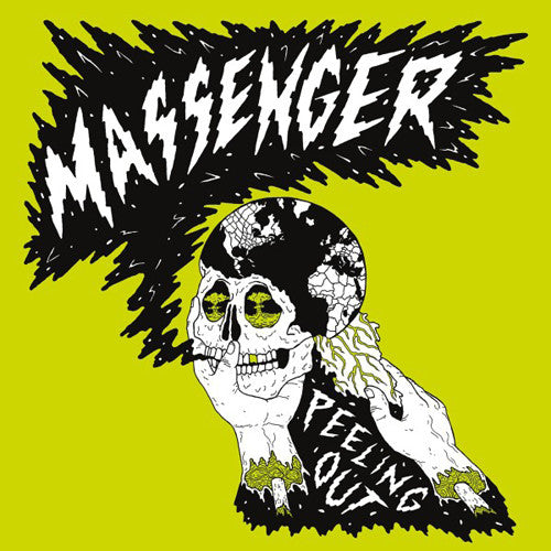 "MASSENGER ""Peeling Out"" LP"