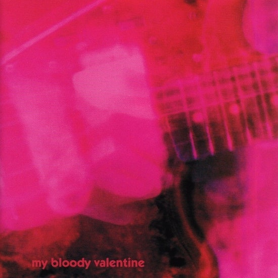 "MY BLOODY VALENTINE ""Loveless"" LP"