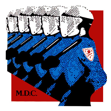 "MDC ""Millions of Dead Cops"" LP (Millennium Edition)"