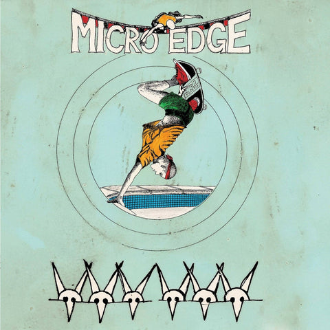 "MICRO EDGE ""'83 Demo"" LP"