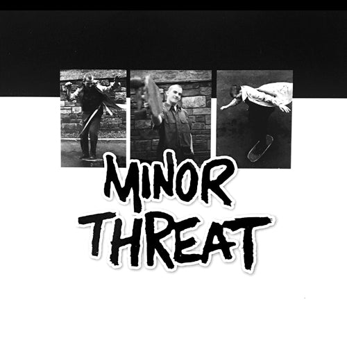 "MINOR THREAT ""1982 Live"" LP"