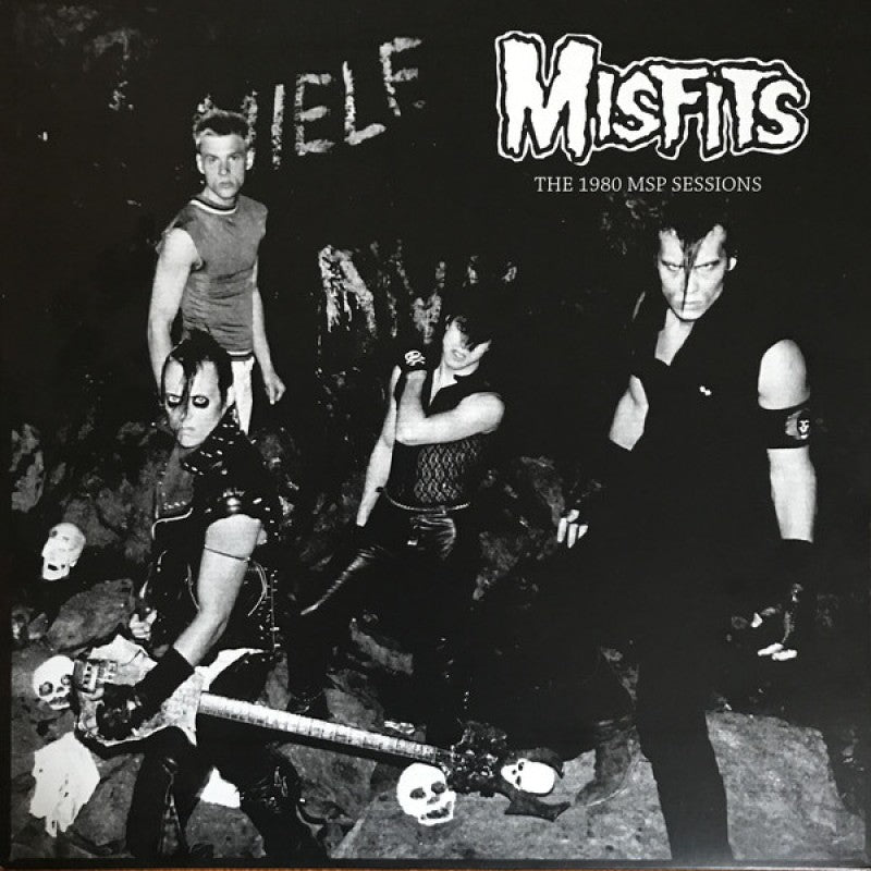 "MISFITS ""The 1980 MSP Sessions"" LP"