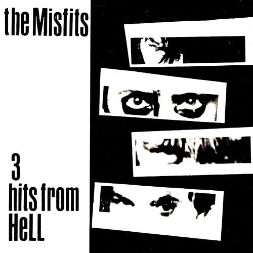 "MISFITS ""3 Hits from Hell"" 7"""