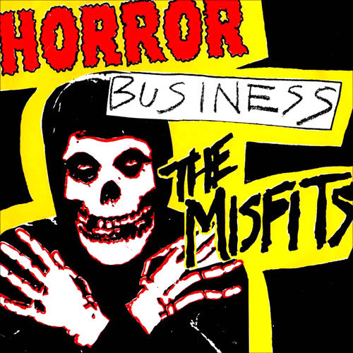 "MISFITS ""Horror Business"" 7"""