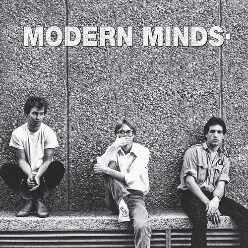 "MODERN MINDS, THE ""Go"" LP"