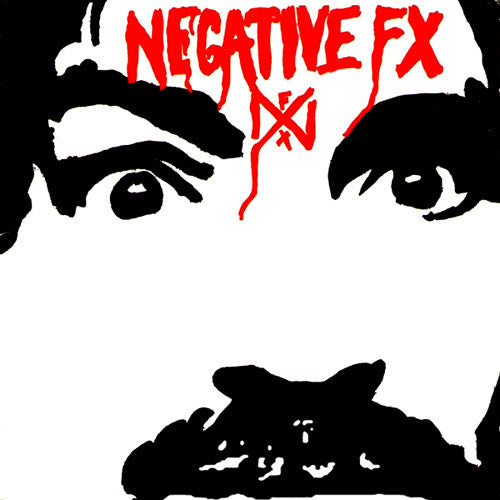 "NEGATIVE FX ""S/T (18 Song)"" LP"
