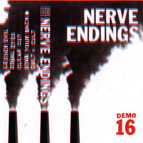 NERVE ENDINGS 2016 Demo Tape