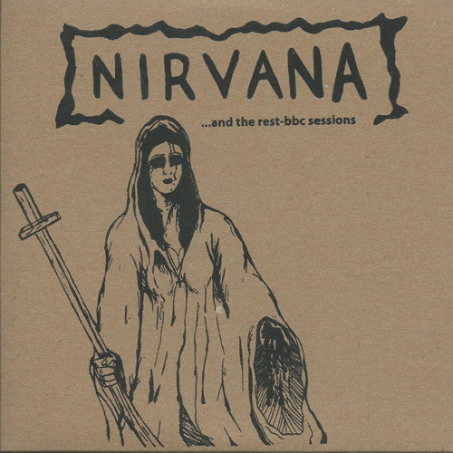 "NIRVANA "" ...and the Rest - BBC Sessions"" 7"""