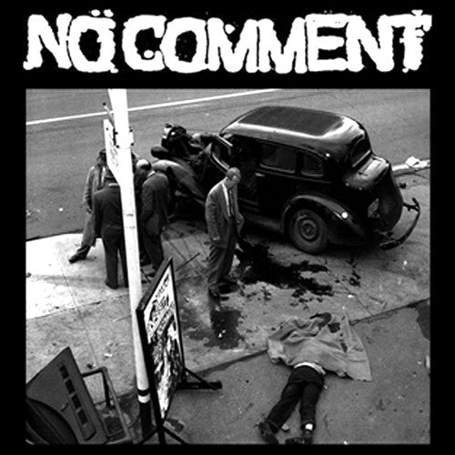 "NO COMMENT ""Live On KXLU 1992"" 7"""