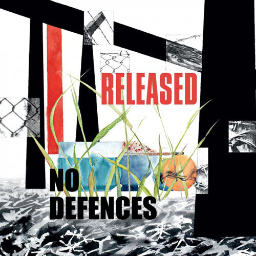 "NO DEFENCES ""Released"" LP"