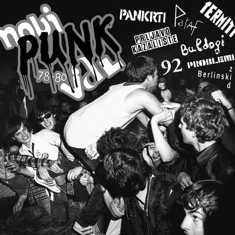 "V/A ""Novi Punk Val 78-80"" Compilation LP"