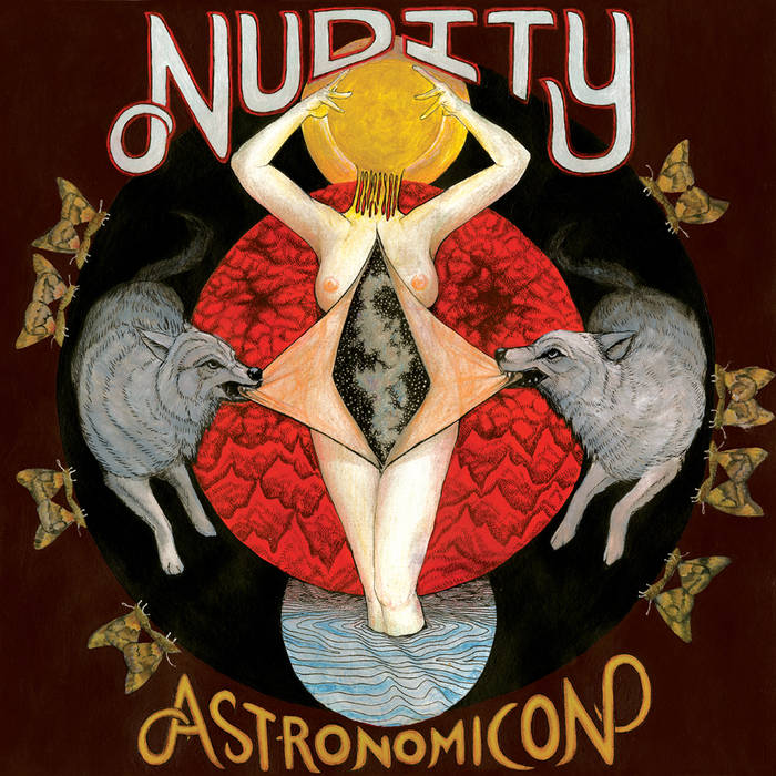 "NUDITY ""Astronomicon"" LP"