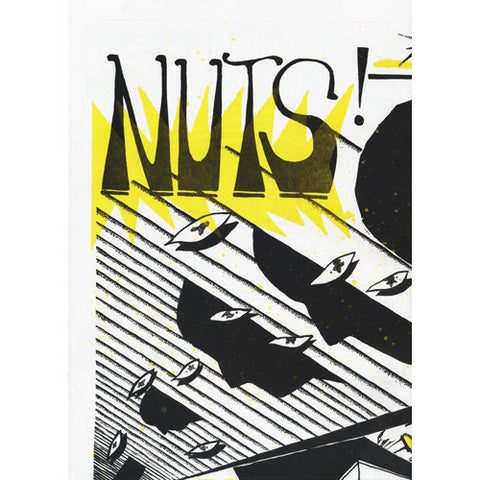 NUTS ZINE Issue #17