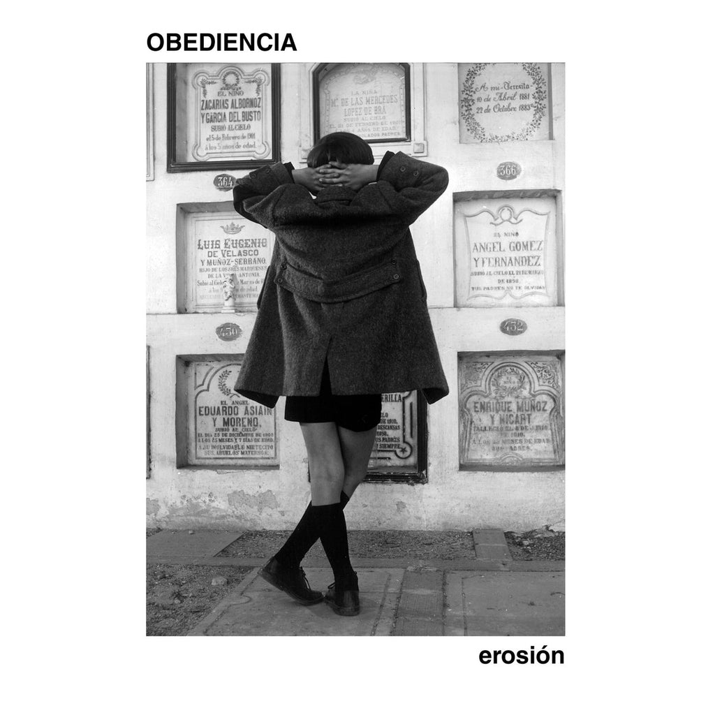 "OBEDIENCIA ""Erosion"" LP"