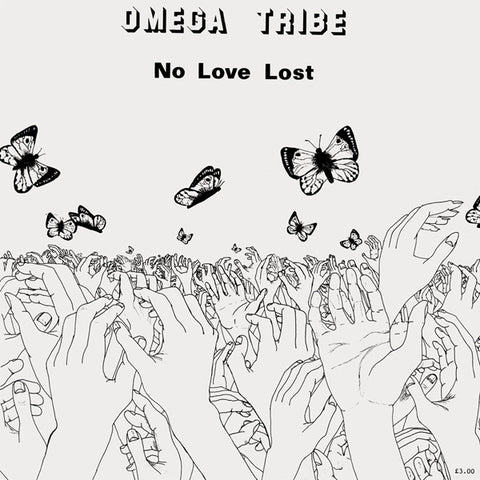 "OMEGA TRIBE ""No Love Lost"" LP"