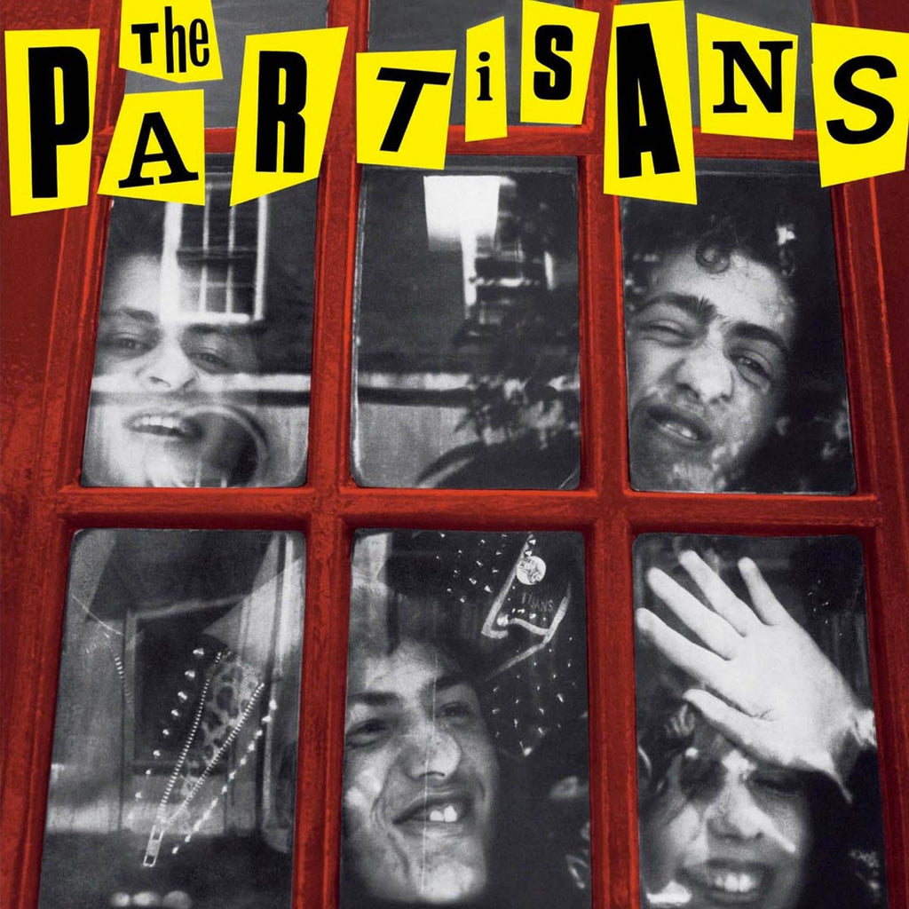 "PARTISANS ""S/T"" LP"