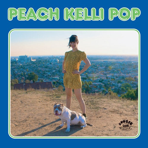 "PEACH KELLI POP ""III"" LP"